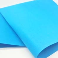 Фоамиран (50*50 см*1 мм.) Голубой