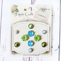 "Набор Брадс ""Paper Craft 1"", 10шт."